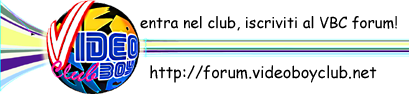 IL FORUM DI VIDEO BOY CLUB ROMA 0678343837